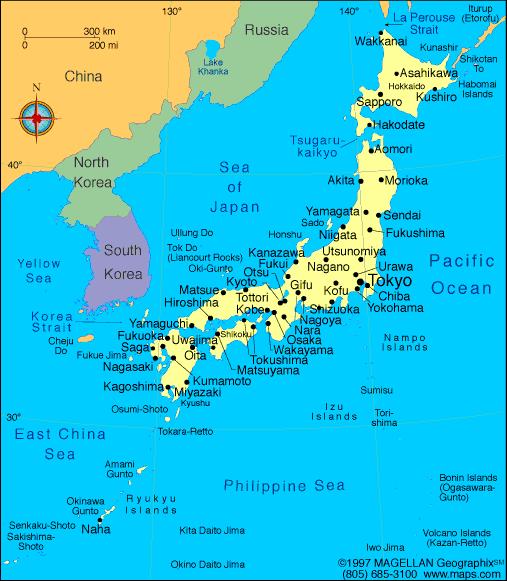 Map of nihon koku japan world map japan my blog maps101 japan map of nihon koku japan gumiabroncs Gallery